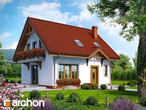 Projekt domu ARCHON+ Dom medzi jahôdkami 5 ver.2