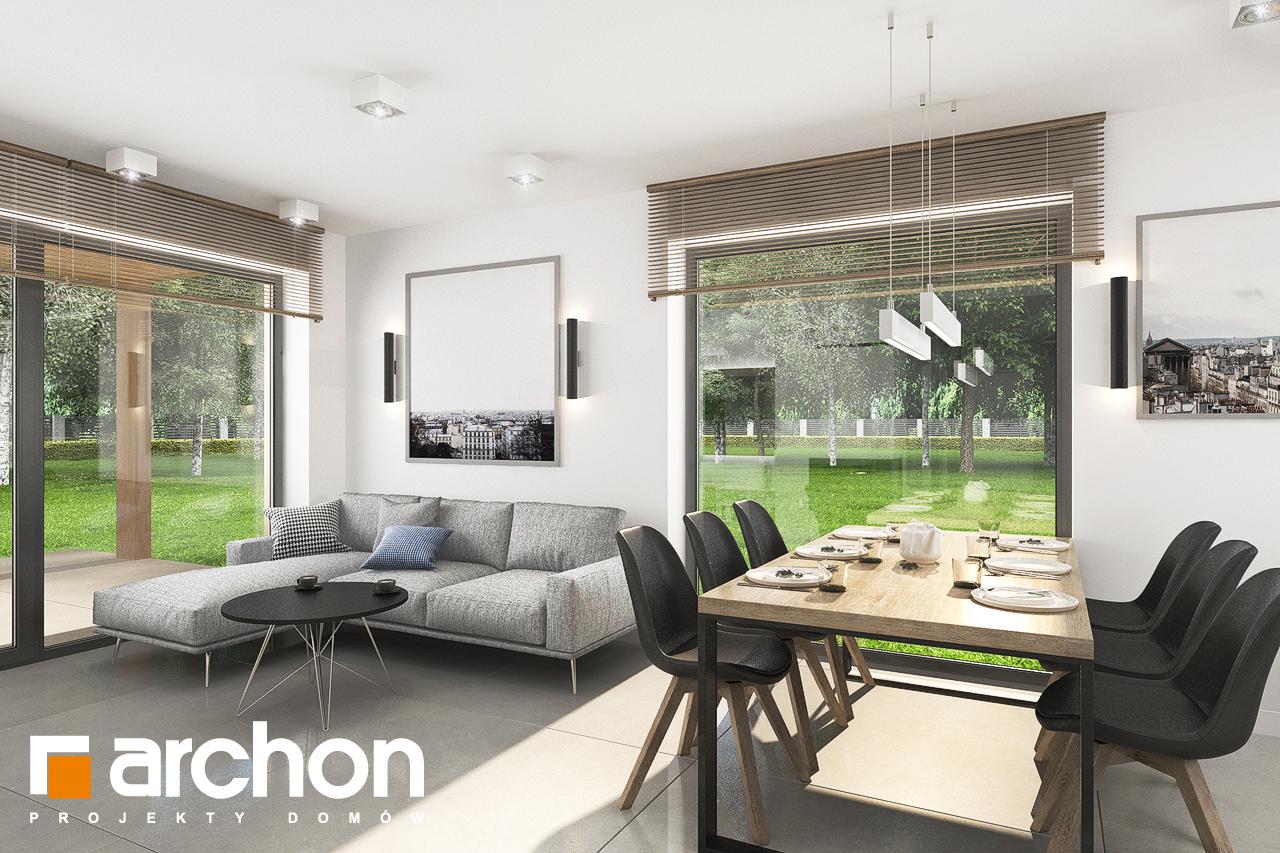 Dom v zelenci 12 (G2) - Interiér