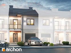 Projekt domu ARCHON+ Vila Amélia (SA)