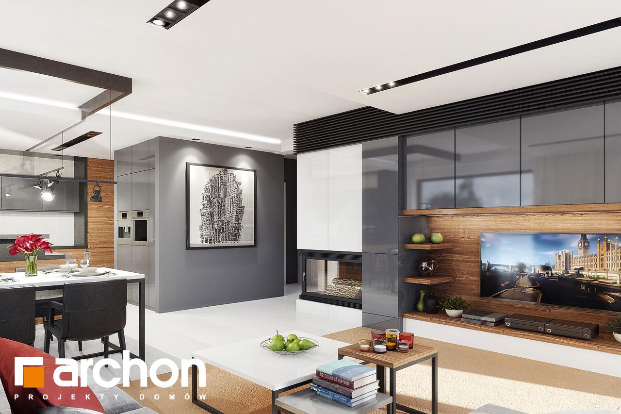 Dom pod jarabinou 8 (G2N) - Interiér
